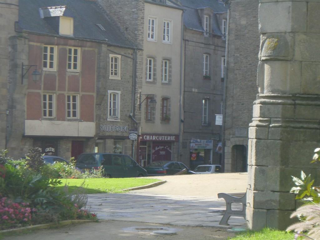 Appartement Vacances Dinan Location 4 Personnes Pierre Lem E