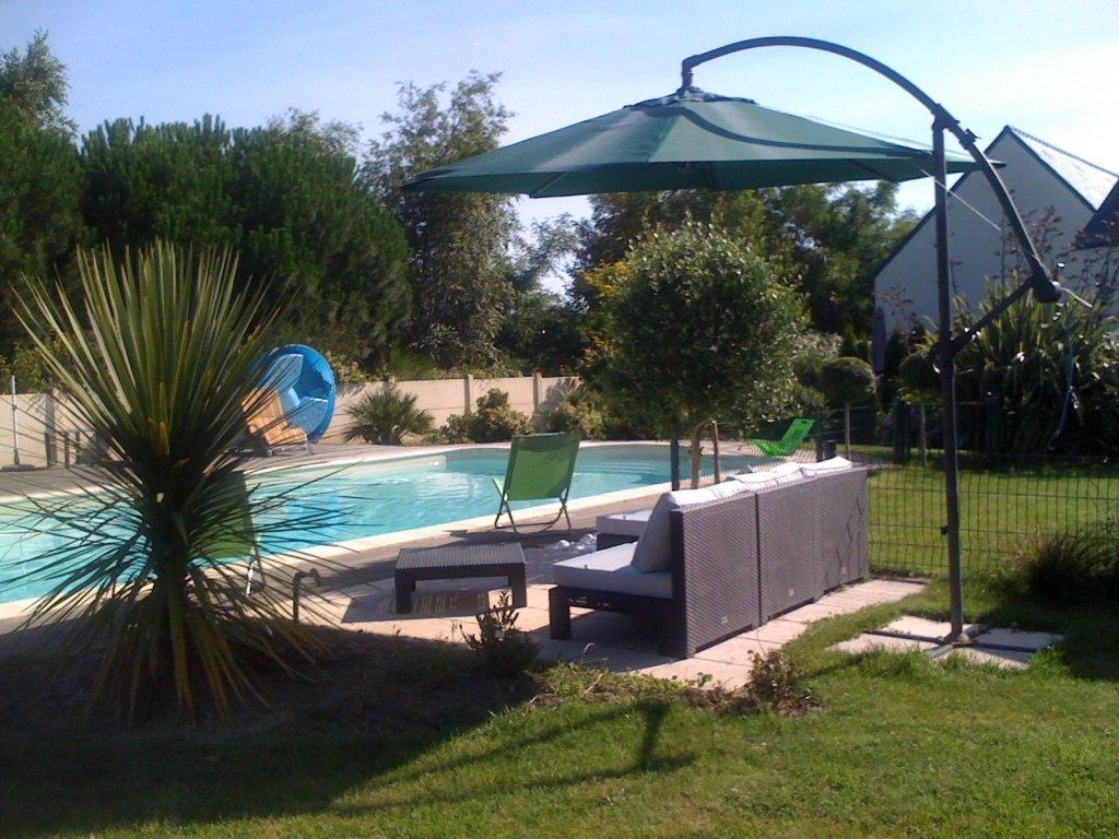 Maison vacances avec piscine belz location 4 personnes for Cadaques location maison piscine