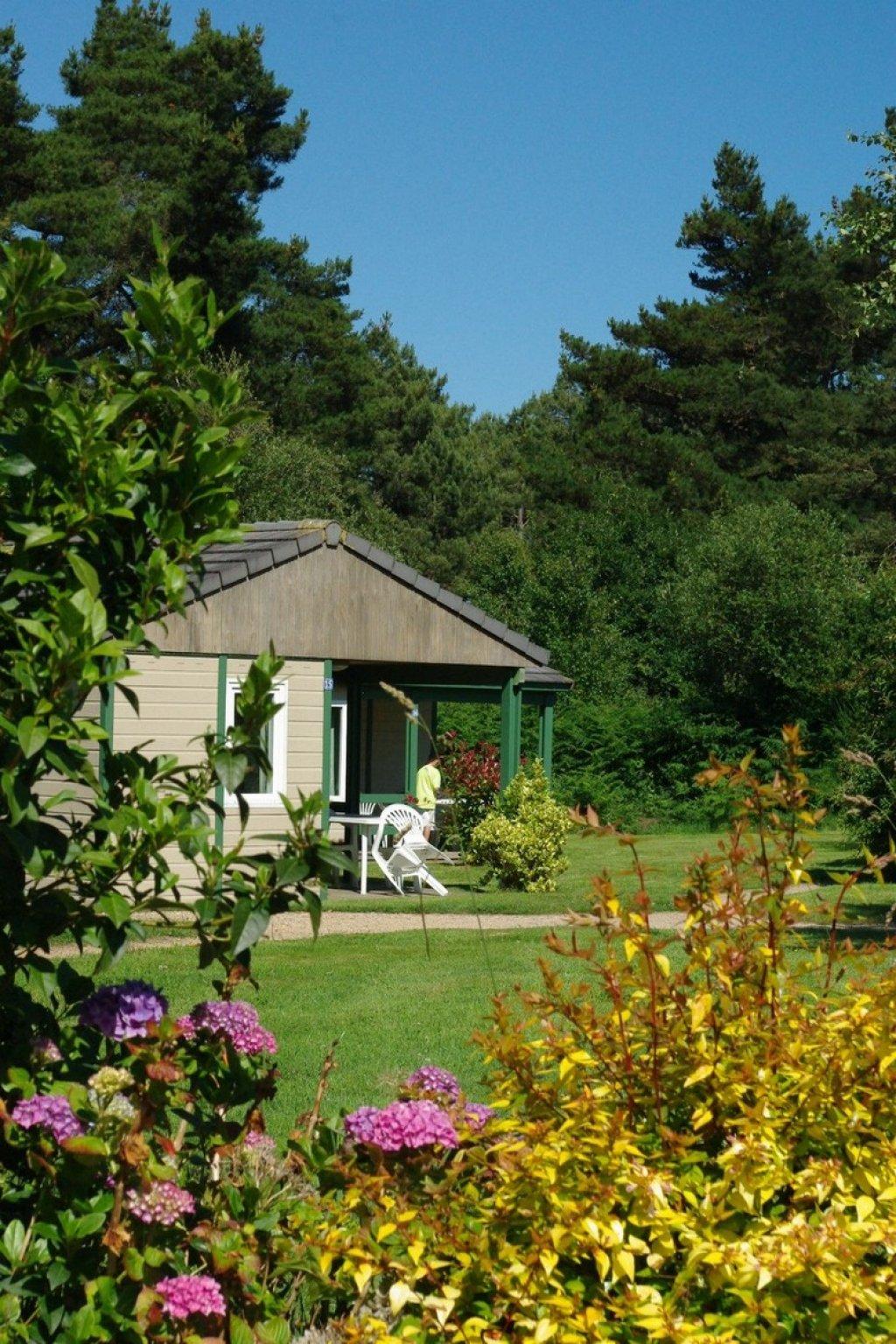 Chalet vacances avec piscine pleumeur bodou location 5 for Village vacances jura avec piscine couverte